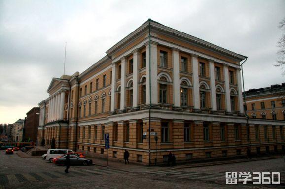 世界顶尖学府:芬兰赫尔辛基大学介绍
