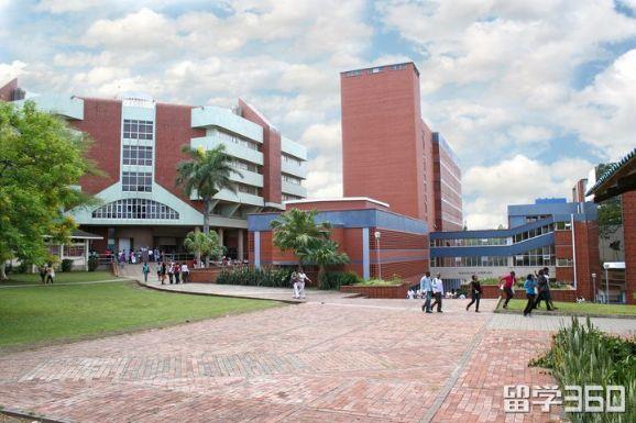 南非祖鲁兰德大学