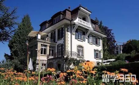 瑞士卢森堡中学