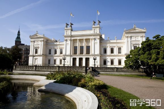 恭喜王同学顺利拿到了瑞典隆德大学的录取通知!