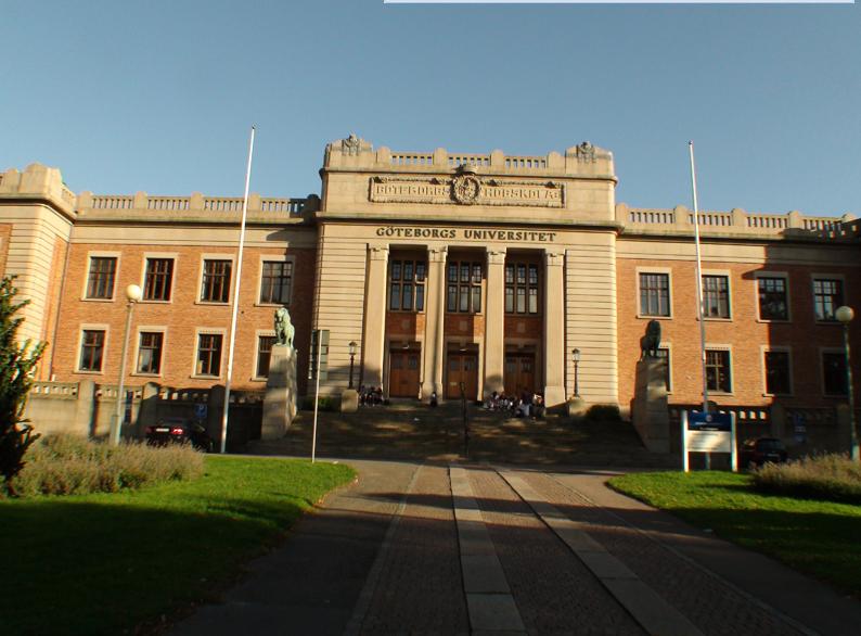 瑞典名校:哥德堡大学申请指南