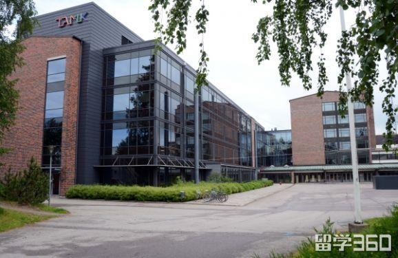 芬兰最著名的理工大学――坦佩雷理工大学