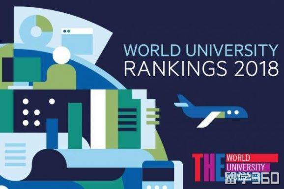 2018年泰晤士世界大学排名重磅发布,韩国四所高校入围前200!