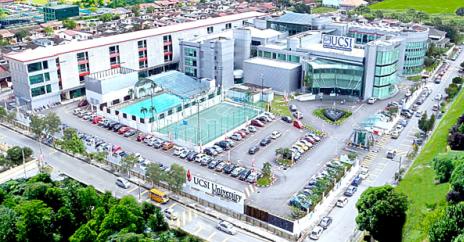 2018年马来西亚思特雅大学三大校区