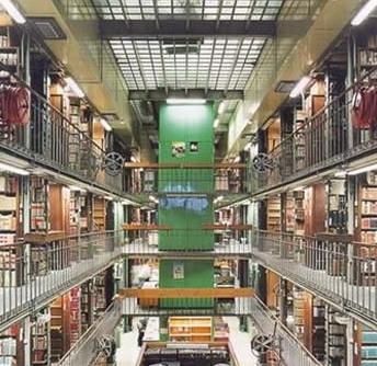 悉尼大学图书馆组织结构