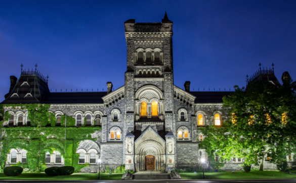加拿大超有国际范的那些大学!你喜欢哪个?