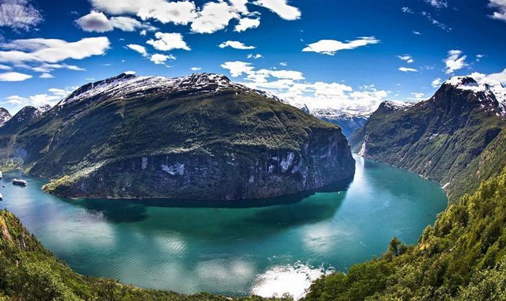 去挪威旅游的景点推荐