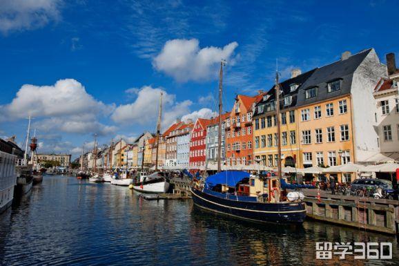 丹麦留学的申请步骤简述