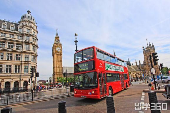 在英国学习生活每月需要多少钱?