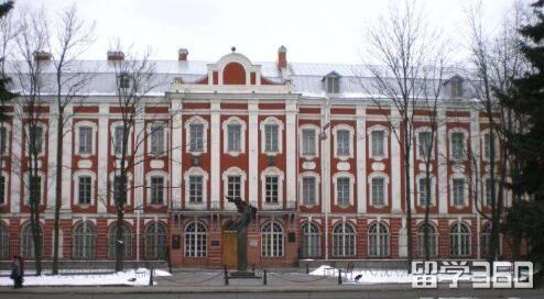 祝贺来自立思辰留学360的桂同学收获圣彼得堡国立大学录取!