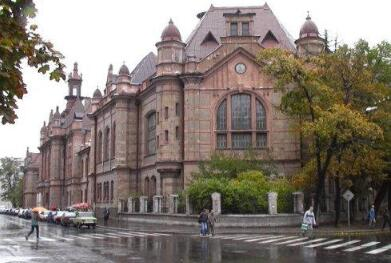 圣彼得堡国立技术大学―计算机学院(全英授课)
