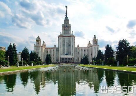 祝贺来自立思辰留学360的扈同学收获莫斯科国立大学录取!
