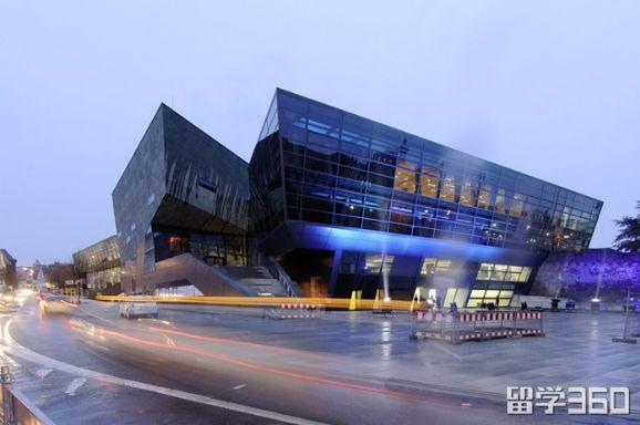 达姆施达特工业大学