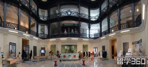 MOD'ART国际时尚设计与时尚管理学院