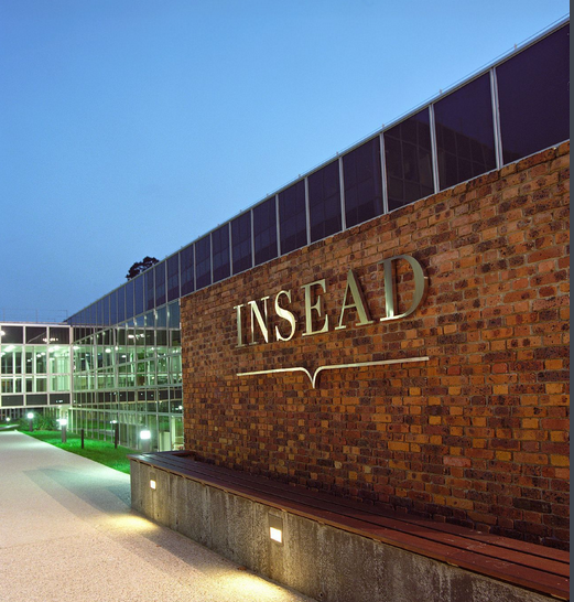 INSEAD欧洲商务管理学院
