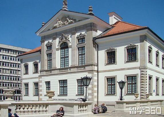 华沙肖邦音乐大学