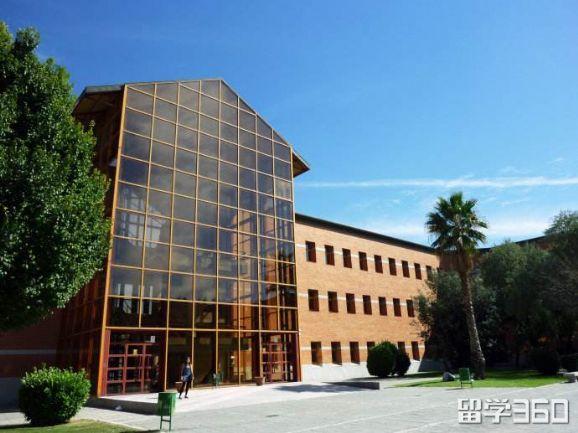 胡安卡洛斯国王大学