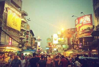 """国庆""""海外游""""之泰国篇 泰国夜市全攻略!"""