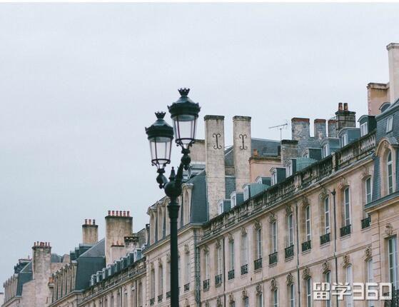 法国留学签证