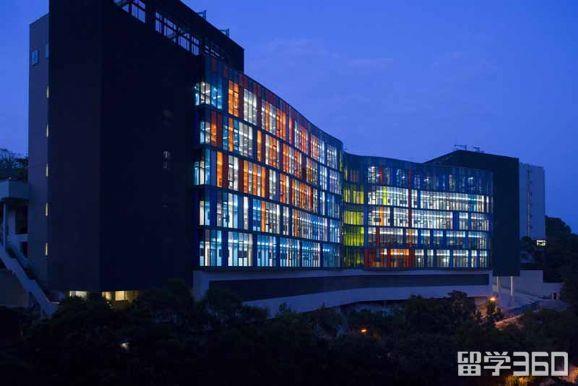立思辰留学360实力展台:香港中文大学申请案例