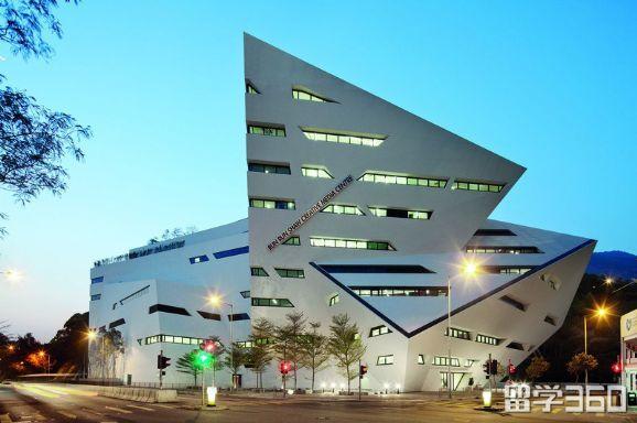 香港留学广泛获得国际认可的大学:香港城市大学