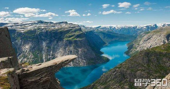 挪威留学签证所需材料