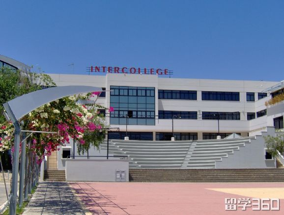 塞浦路斯Intercollege国际大学
