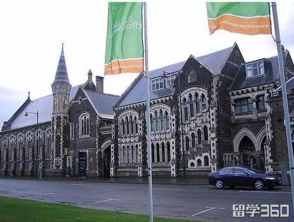 新西兰留学:新西兰到底有哪些好学校?