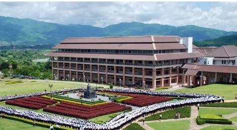 泰国皇太后大学文学院介绍