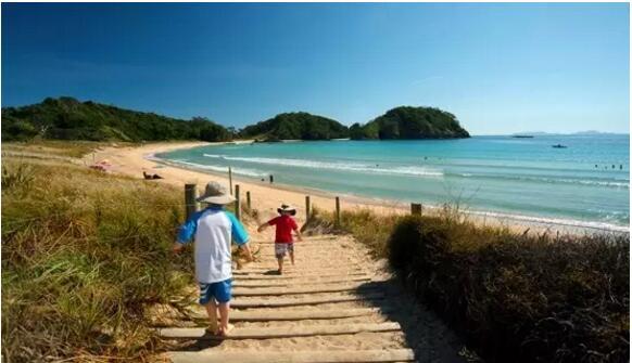 把【挑地区】当作择校一大要素的你真是太明智了!新西兰岛屿湾和北部地区介绍