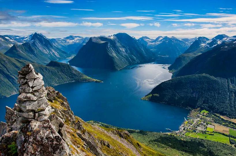 挪威留学签证材料整理说明