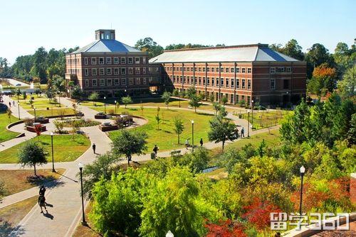 佐治亚南方大学雅思要求
