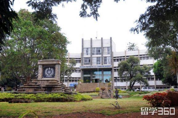 印度班加罗尔大学