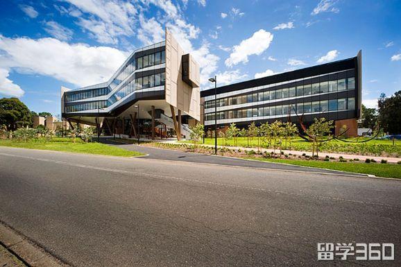 澳大利亚西悉尼大学校方代表教育展采访