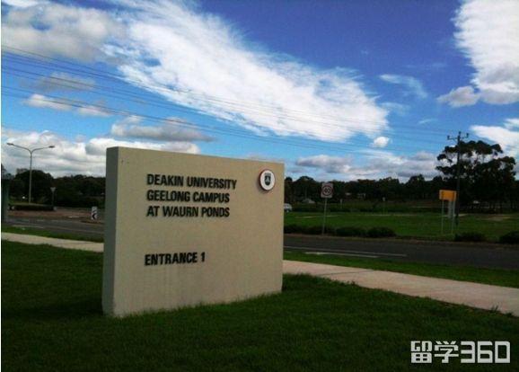 澳大利亚迪肯大学校方代表教育展采访