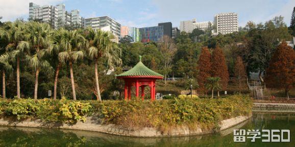 香港中文大学学生访谈