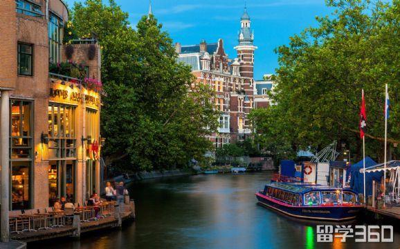 荷兰鹿特丹商学院的雅思条件