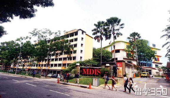 【新加坡留学录取榜-第6722例】不满大学录取专业,楠同学高中毕业无雅思喜获MDIS学院录取