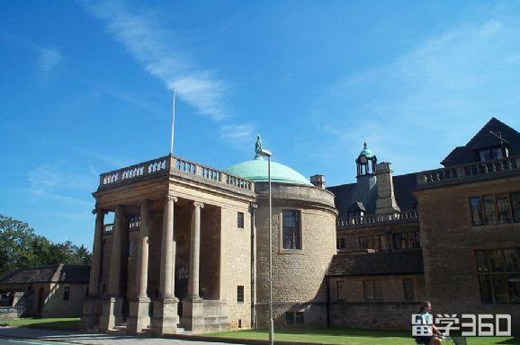 英国牛津大学全球商学院排名