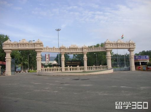印度巴拉蒂尔大学