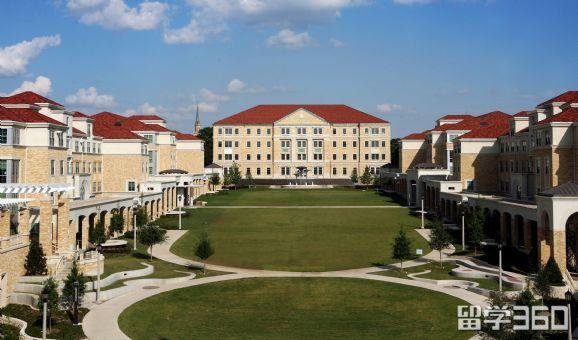 德州基督大学