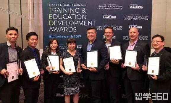 """拿奖拿到手软,""""最佳私立教育机构""""Kapaln新加坡包揽9项大奖!"""
