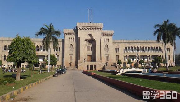奥斯马尼亚大学