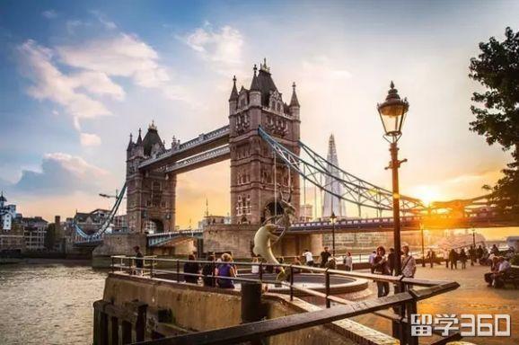 2018年去英国留学到底要花多少钱?