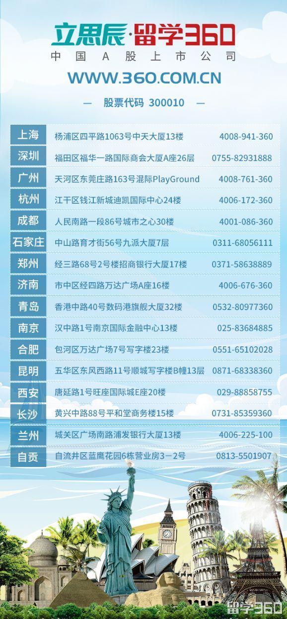 2017新浪中国教育盛典 | 立思辰留学360包揽多项重磅大奖!