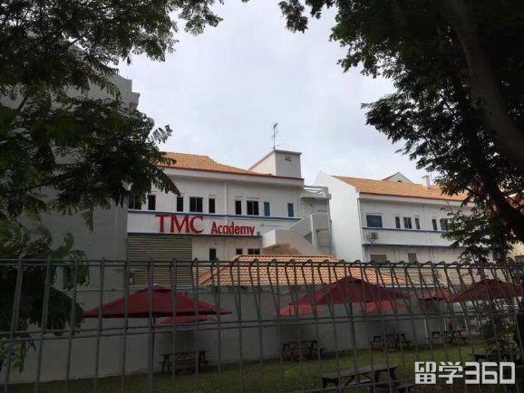【新加坡留学录取榜-第6726例】黄金跳板|剑指qile518,刘同学赴TMC加强英语水平