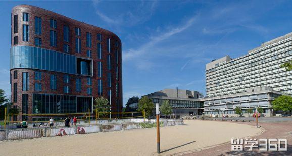 功夫不负有心人 恭喜李同学成功留学阿姆斯特丹自由大学