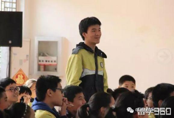 加拿大牛顿国际中学校长一行访问国内中学