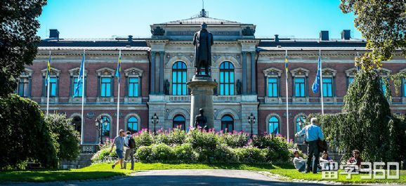 国际著名的顶尖大学 乌普萨拉大学顺利申请