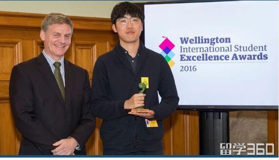 成功留学故事:惠灵顿ACG Yoobee设计学院毕业生Ted Wang 分享